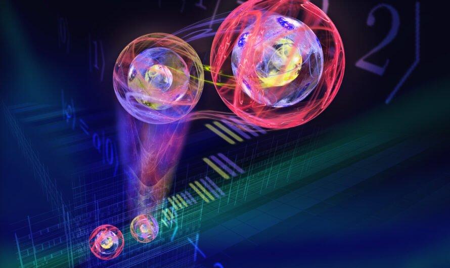 Физики добились квантовой телепортации при помощи двух электронов