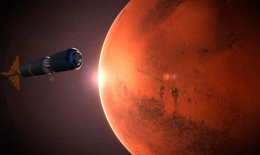 Физик Филипп Любин пообещал полет на Марс за три дня