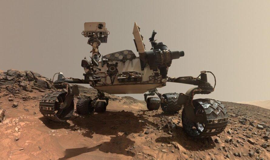 Российский прибор на марсоходе Curiosity продолжает делать открытия