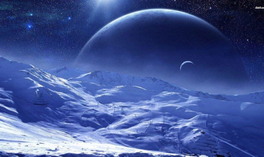 Ледяные планеты могут быть обитаемыми