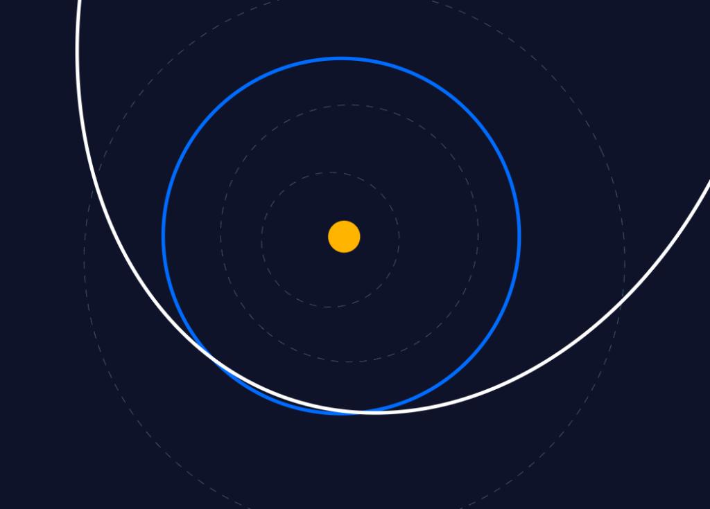 Астероид 2016 EH157 пролетит мимо Земли