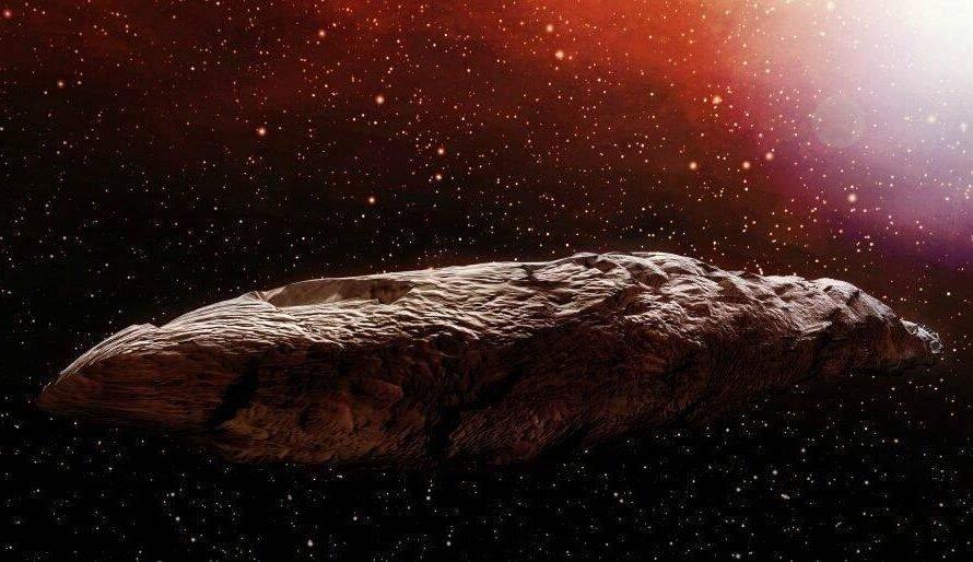 Ученые Гарварда: «За 5 лет до Оумуамуа был другой межзвездный объект»