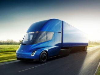 Илон Маск приказал начать серийное производство электрического грузовика Tesla Semi