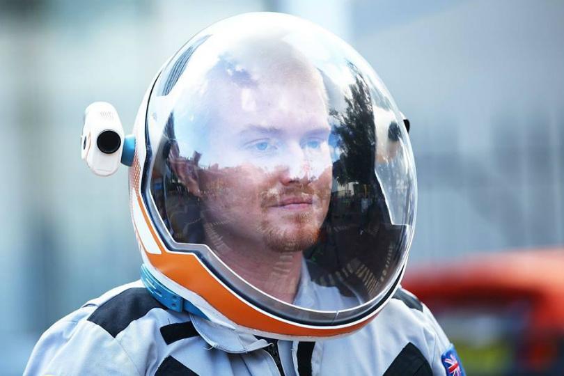 Пафос от Mars One: Собравшийся на Марс парень будет жить в прозрачной комнате