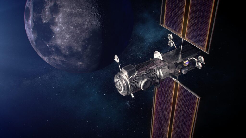 США и Япония объединяют усилия в лунной гонке, чтобы сдержать Китай