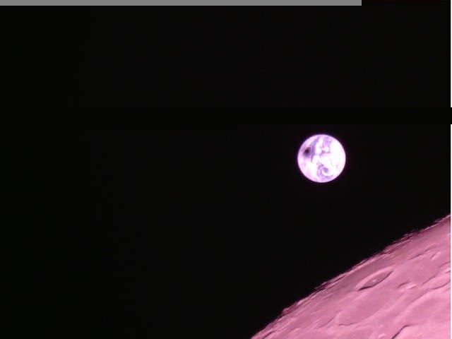 Китайский спутник показал полное солнечное затмение с орбиты Луны