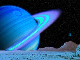Откуда у планет кольца? Новая теория
