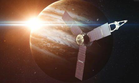 Создана трехмерная модель циклонов и антициклонов Юпитера