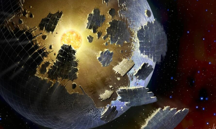 Астрофизики просканировали звезду Табби на предмет наличия внеземной цивилизации