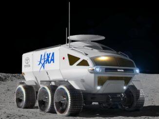 """NASA и JAXA работают на лунным """"домом на колесах"""""""