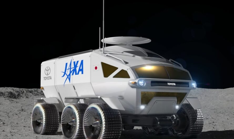 NASA и JAXA работают на лунным «домом на колесах»