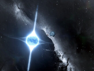 Найдена самая массивная нейтронная звезда