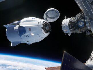 Космический корабль SpaceX Crew Dragon