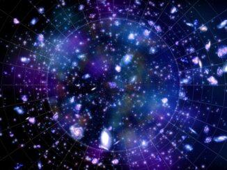 Астрономы создали самую большую карту Вселенной в истории