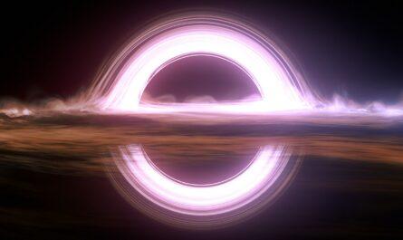 """Астрономы наблюдали """"перезапуск"""" черной дыры"""