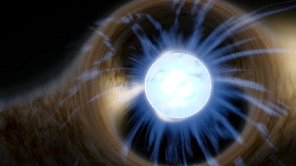 """Астрономы обнаружили """"черную нейтронную звезду"""""""