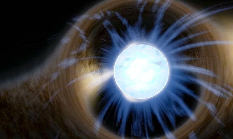 Астрономы обнаружили «черную нейтронную звезду»