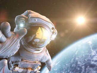 Чернобыльские грибы помогут защитить астронавтов от космических лучей