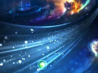 Обнаружен поток, несущий сотни звезд к центру Млечного Пути