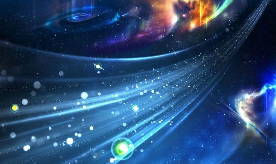 Обнаружен звездный поток, несущий сотни светил к центру Млечного Пути