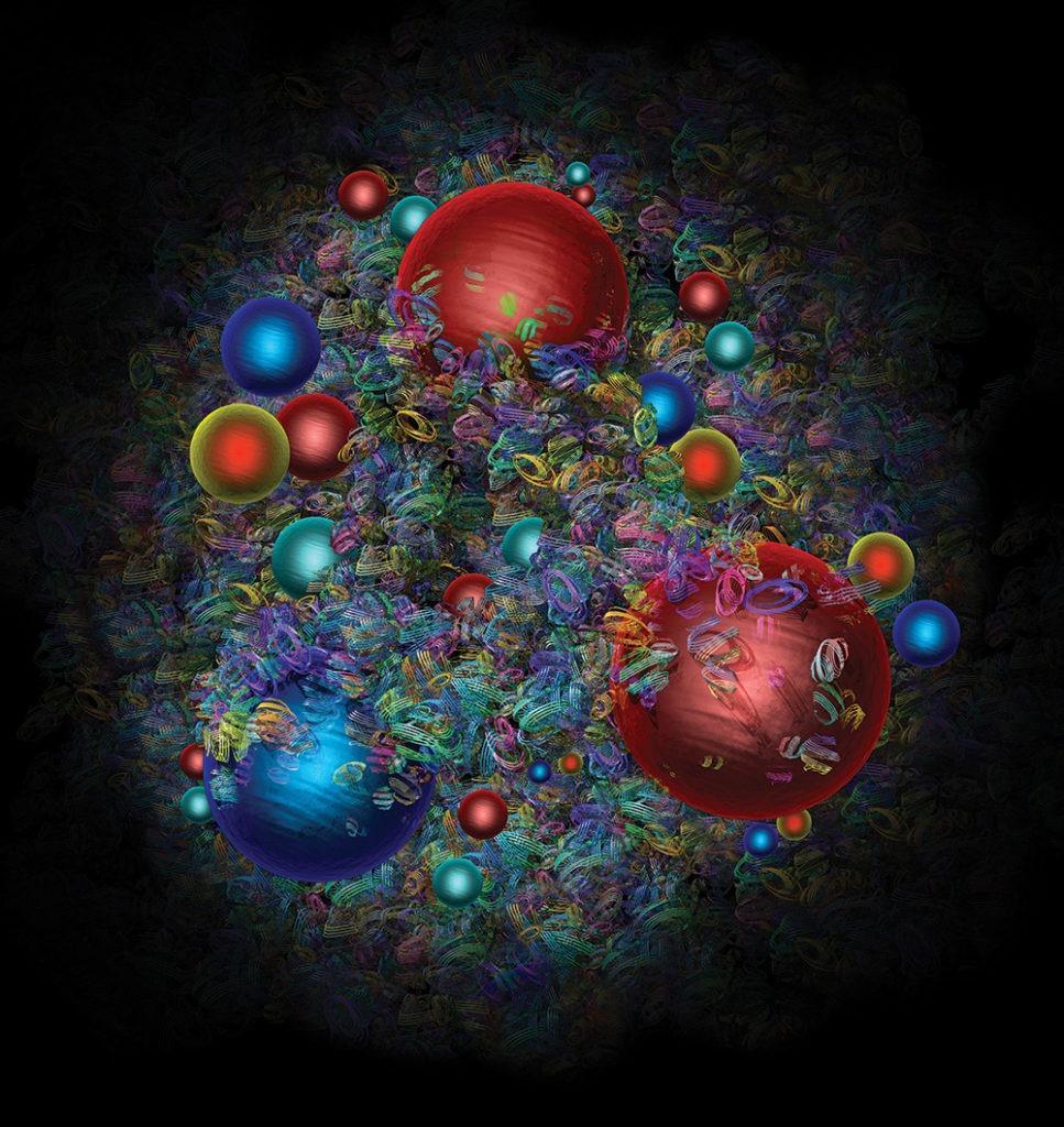 Физики CERN обнаружили совершенно новую частицу