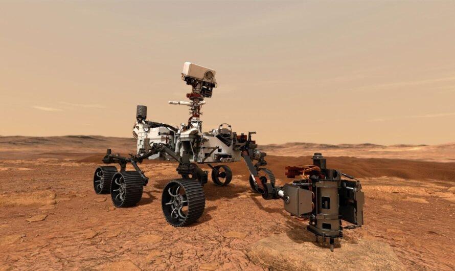 Вот для чего новый марсоход NASA вернет на Красную планету Марсианский камень