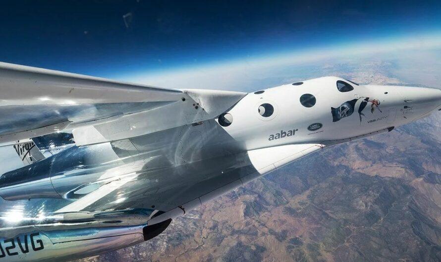 Virgin Galactic провела успешные испытания корабля SpaceShipTwo