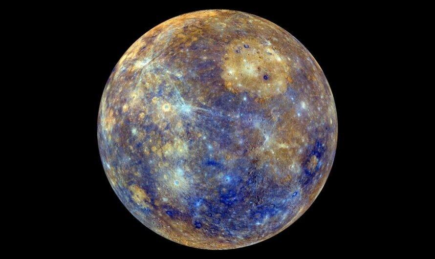 10 Фактов о Меркурии