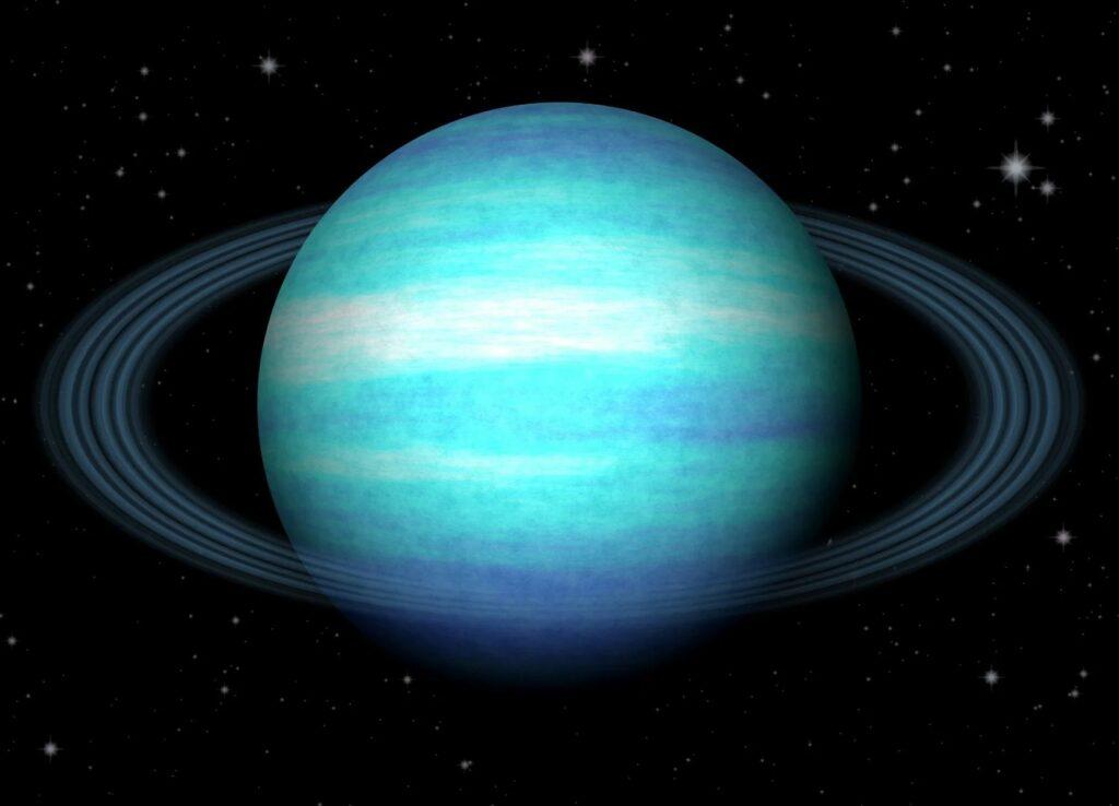 Космическая музыка: Уран