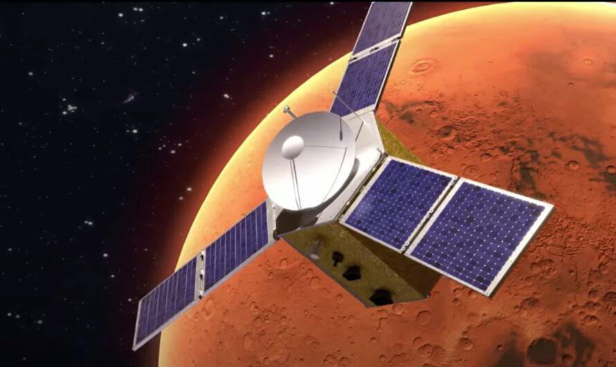 Этим летом к Марсу отправятся сразу три миссии