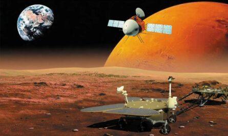 Китайская миссия на Марс успешно стартовала