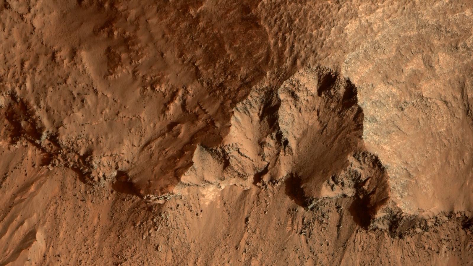 Марс фото лица принца