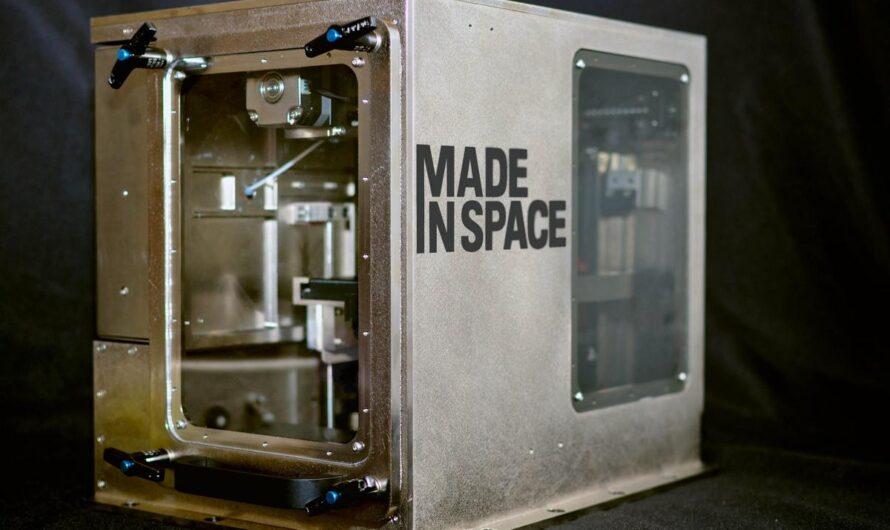 Создан космический 3D-принтер