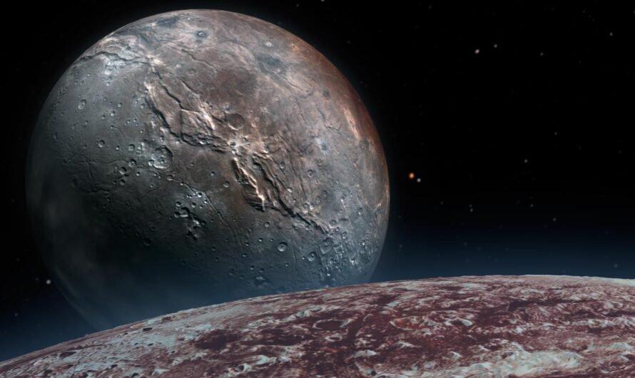Под поверхностью Плутона может находиться жидкий океан