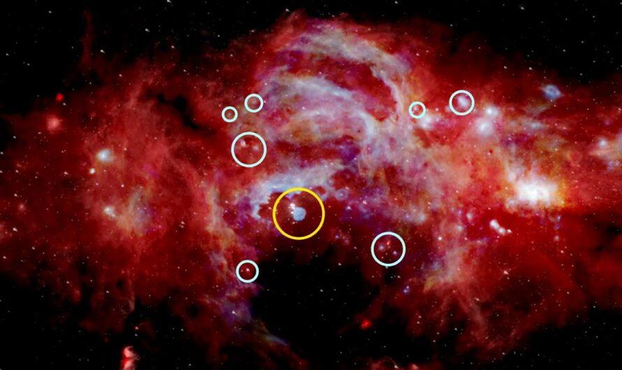 Максимально детальный снимок центра Млечного Пути