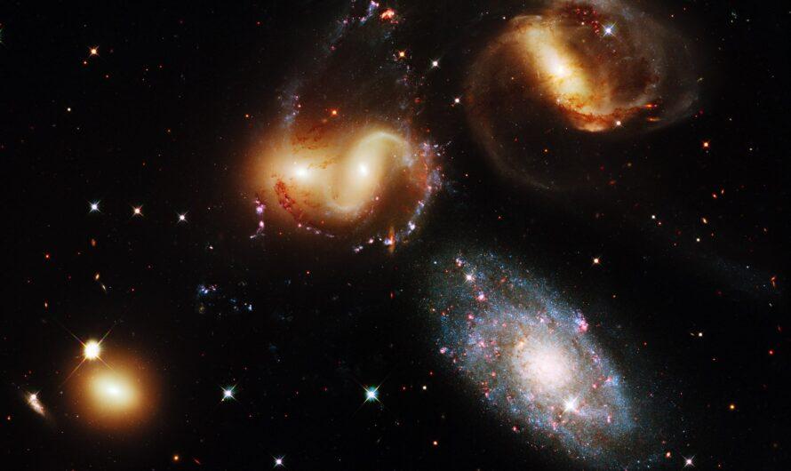 Обнаружен гигантский радиомост, соединяющий скопления галактик, готовящихся к слиянию