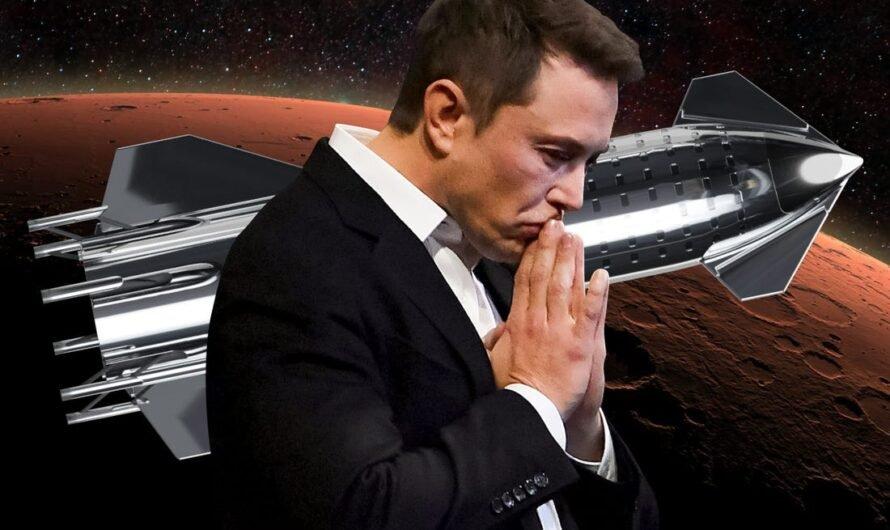 Илон Маск обсудил идею создания самодостаточного поселения на Марсе