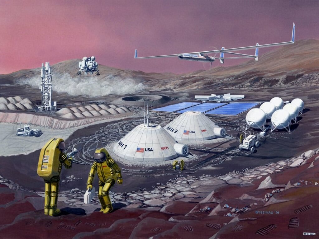 NASA и Космические силы США объединились