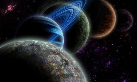 7 странных объектов, встречающихся во Вселенной