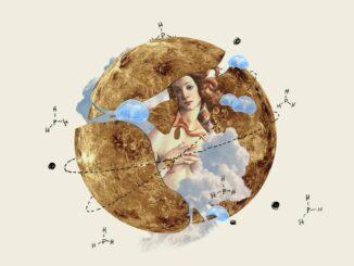 Появилось крайне весомое доказательство в пользу обитаемости Венеры