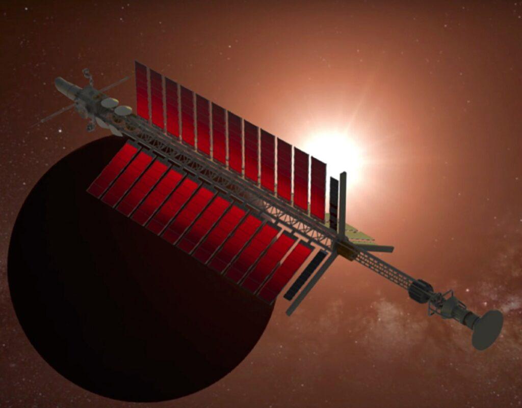 Ученый, финансируемый NASA, утверждает, что его новый двигатель позволит приблизиться к скорости света