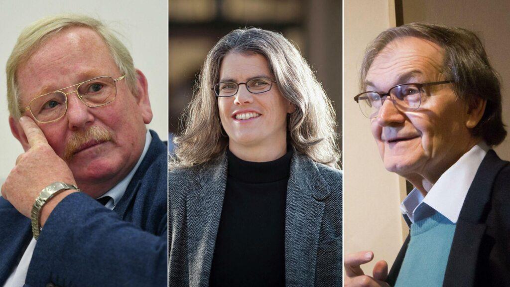 В 2020 году Нобелевская премия по физике досталась трем ученым, изучающим черные дыры