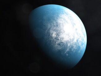 Астрономы нашли экзопланету размером с Землю и в обитаемой зоне ее звезды