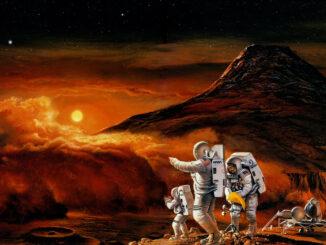 10 познавательных фактов о Марсе