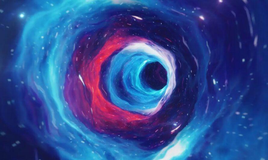 Физики: сверхмассивные черные дыры на самом деле могут быть червоточинами