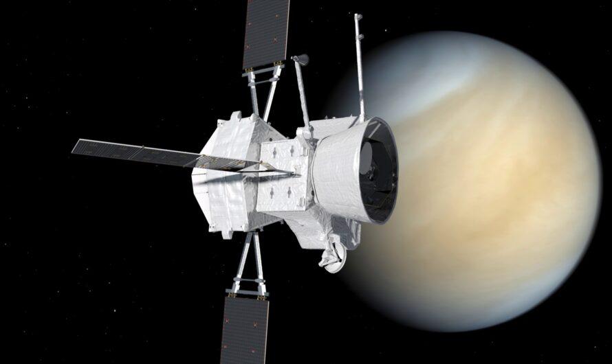 Зонд BepiColombo просканирует атмосферу Венеры в поисках признаков жизни