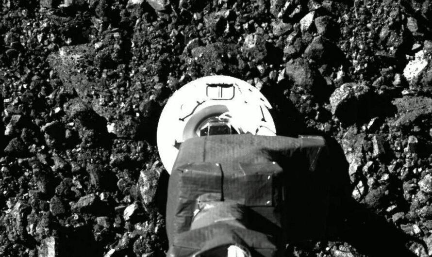 Аппарат NASA OSIRIS-REx успешно собрал образцы с астероида