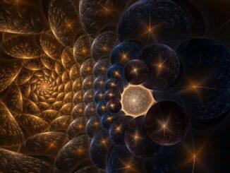 """Пол Саттер: """"В некоторых черных дырах могут быть фрактальные вселенные"""""""