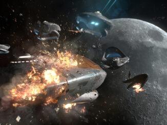 Как будут выглядеть настоящие космические сражения?