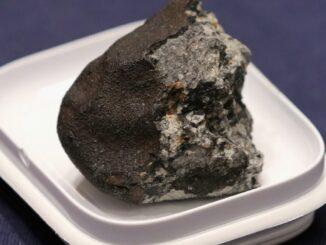 В метеорите 2018 года обнаружена внеземная органика